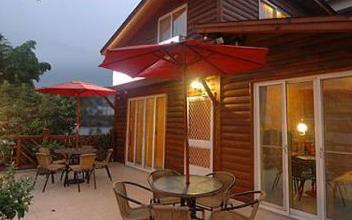 聖茂渡假木屋照片: 民宿外觀
