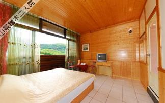 聖茂渡假木屋照片: 民宿房型1