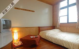 聖茂渡假木屋照片: 民宿房型2