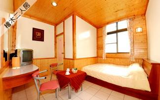 聖茂渡假木屋照片: 民宿房型3
