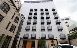 「蘭桂坊花園酒店」主要建物圖片