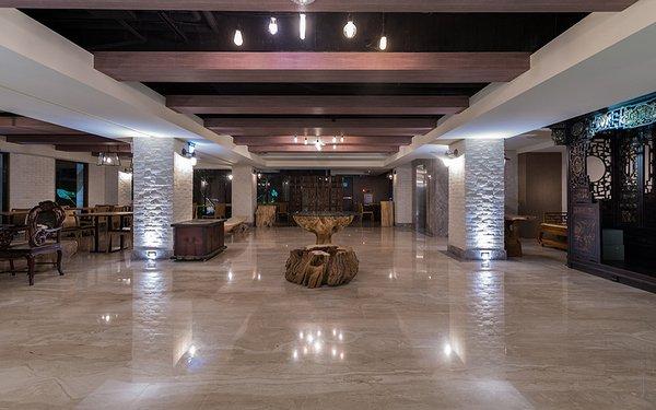 蘭桂坊花園酒店照片: 大廳照