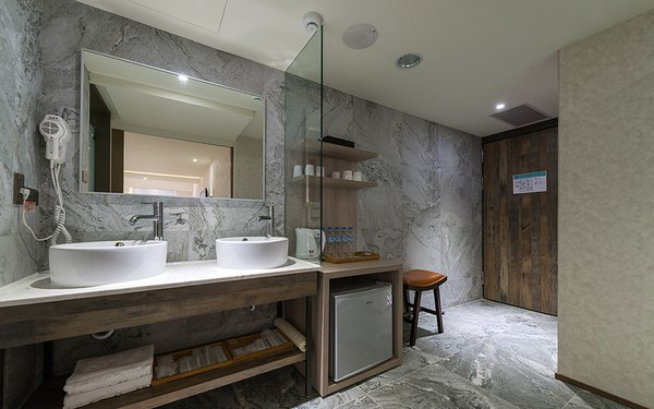 蘭桂坊花園酒店照片: 浴室照
