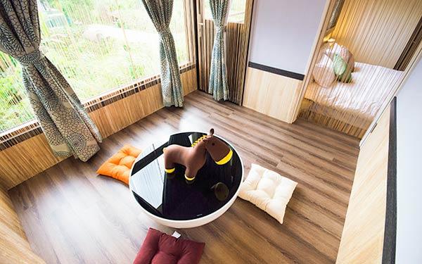 水舞間湧泉休閒民宿照片: 宜蘭冬山民宿(水舞間湧泉)