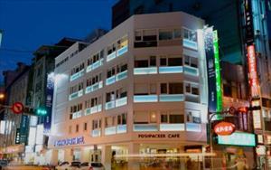 「鉑泊客旅店」主要建物圖片