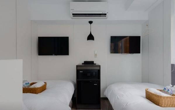鉑泊客旅店照片: 房間照