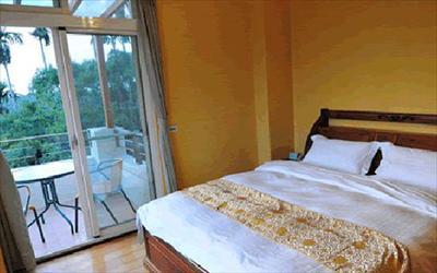 禪與松休閒養生會館照片: 民宿房型1
