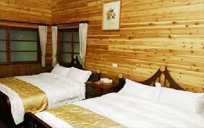 禪與松休閒養生會館照片: 民宿房型2