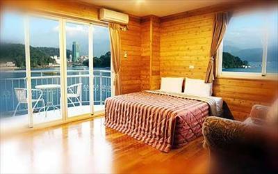 碧水山居湖畔民宿照片: 民宿房間01