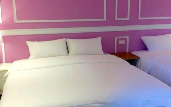 東港幸福168民宿照片: 房間