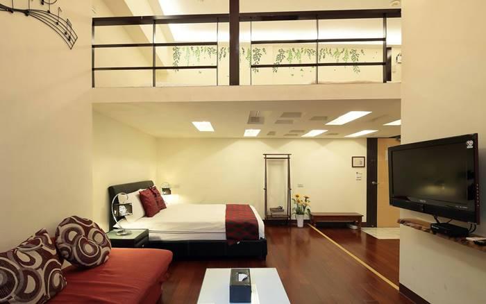 羅東幸福Yes旅宿照片: 雙人房