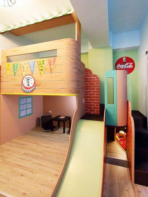 傑克堡親子旅館照片: 基本版照片