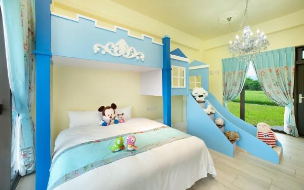 童話村景觀溜滑梯湯屋民宿照片: 基本版照片