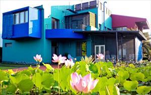 「豐田安琪花園民宿」主要建物圖片