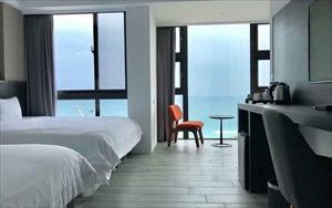 「海洋仙境 Ocean Paradise」主要建物圖片