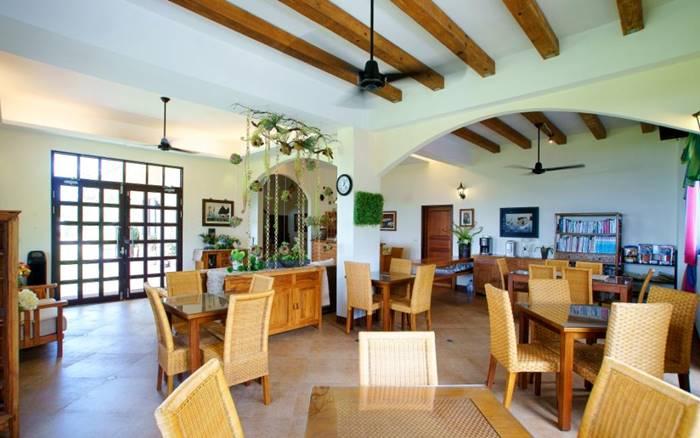 寂里雅嵐Villa照片: 餐廳