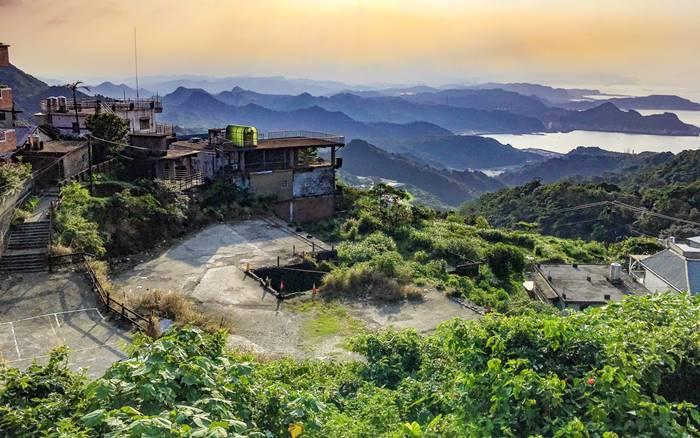 九份迦南民宿照片: 景觀