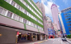 「台北日記商旅(台北車站館)」主要建物圖片