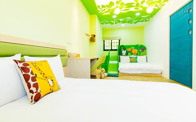 童趣樂園親子民宿照片: 宜蘭親子民宿(童趣樂園)
