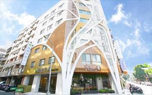 「綠宿行旅」主要建物圖片