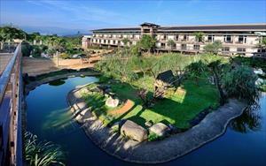 「關西六福莊生態渡假旅館」主要建物圖片