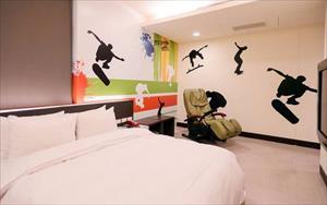 「柿子紅快捷旅店」主要建物圖片