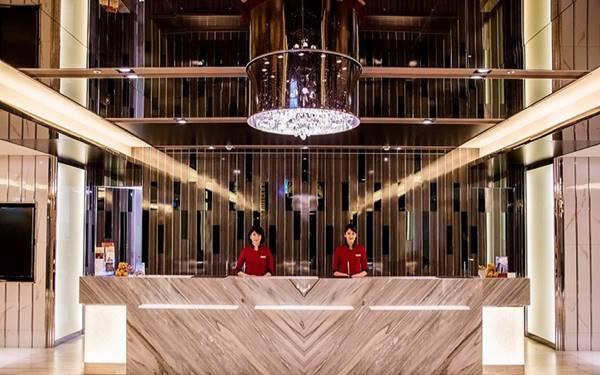 福容大飯店(桃園機場捷運A8)照片: 福容大飯店(桃園機場捷運A8)