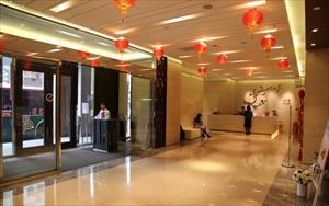 「桃花園飯店」主要建物圖片