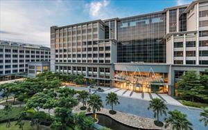 「台北諾富特華航桃園機場飯店」主要建物圖片