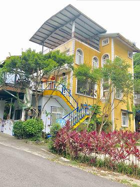 築夢咖啡民宿照片: 新竹民宿築夢園