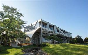 「華山觀止虫二行館」主要建物圖片