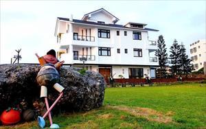「澎湖海洋景觀會館民宿」主要建物圖片
