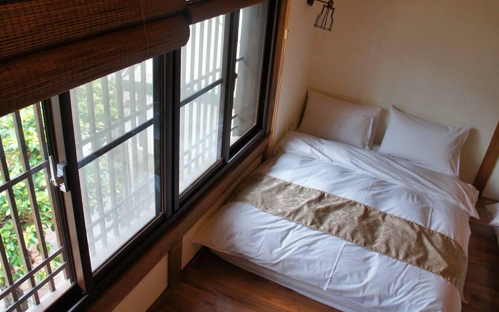 台南民宿「青田居」環境照片