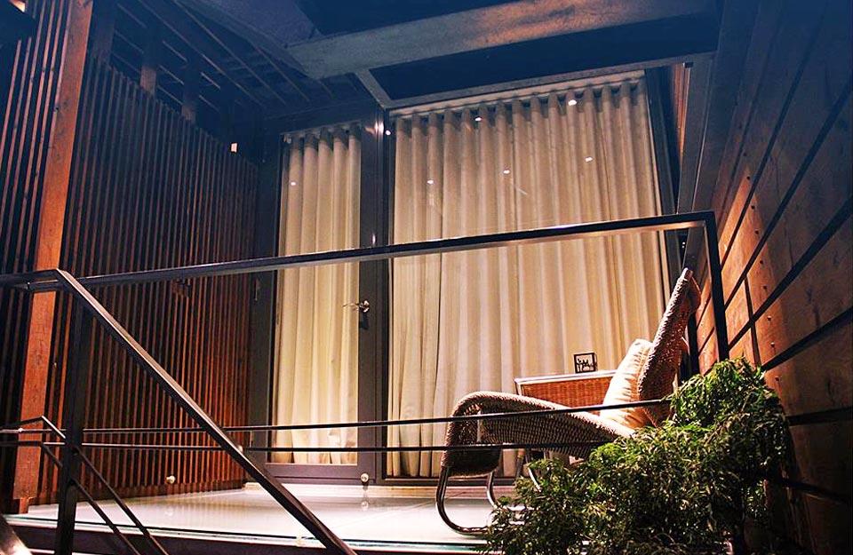 日月潭民宿「Timing house (苔米屋)」環境照片