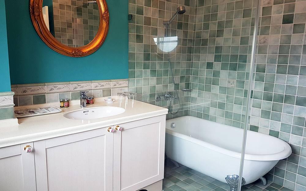 上萊茵莊園照片: 3C浴室