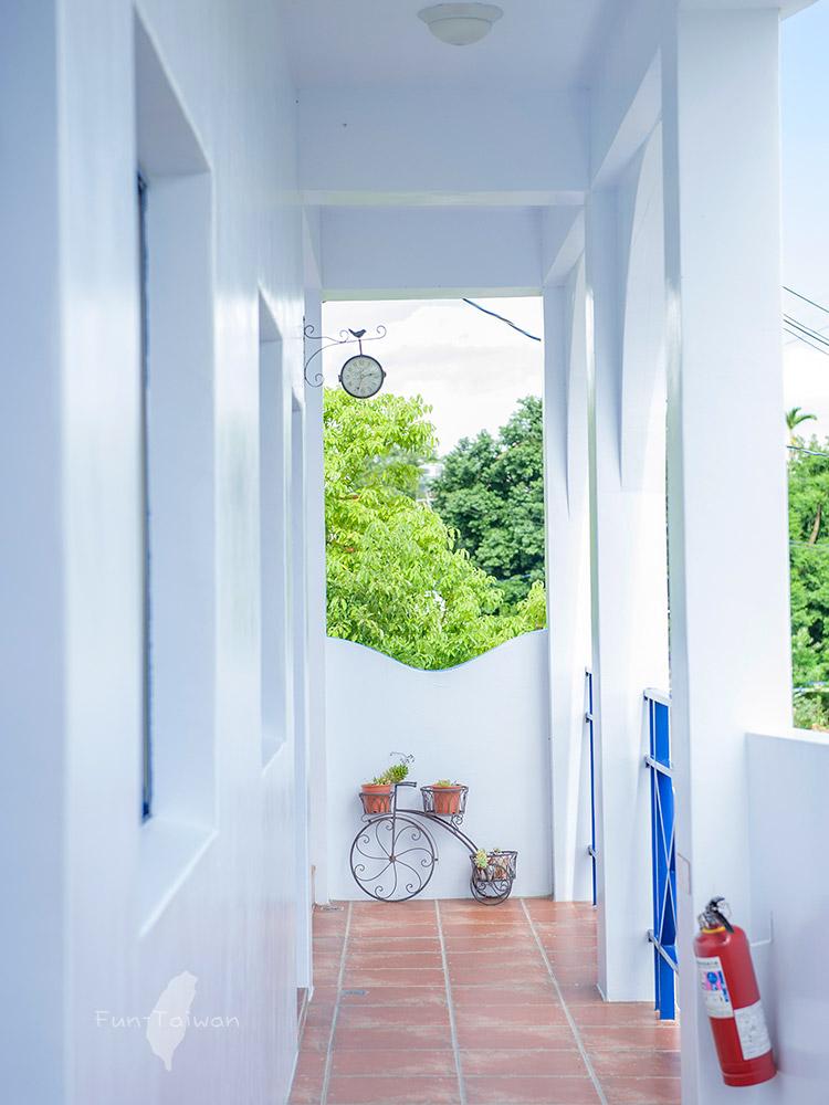 台東民宿「藍白式度假民宿」環境照片