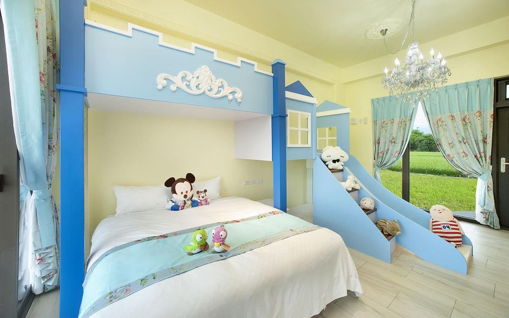 宜蘭民宿「童話村民宿」環境照片