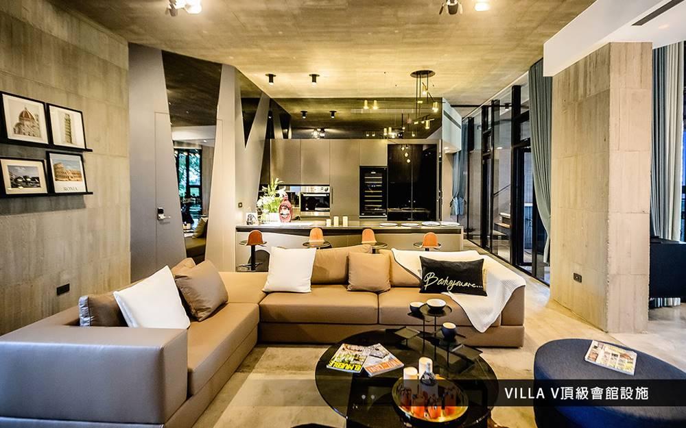 宜蘭民宿「Villa V宜蘭頂級會館」環境照片