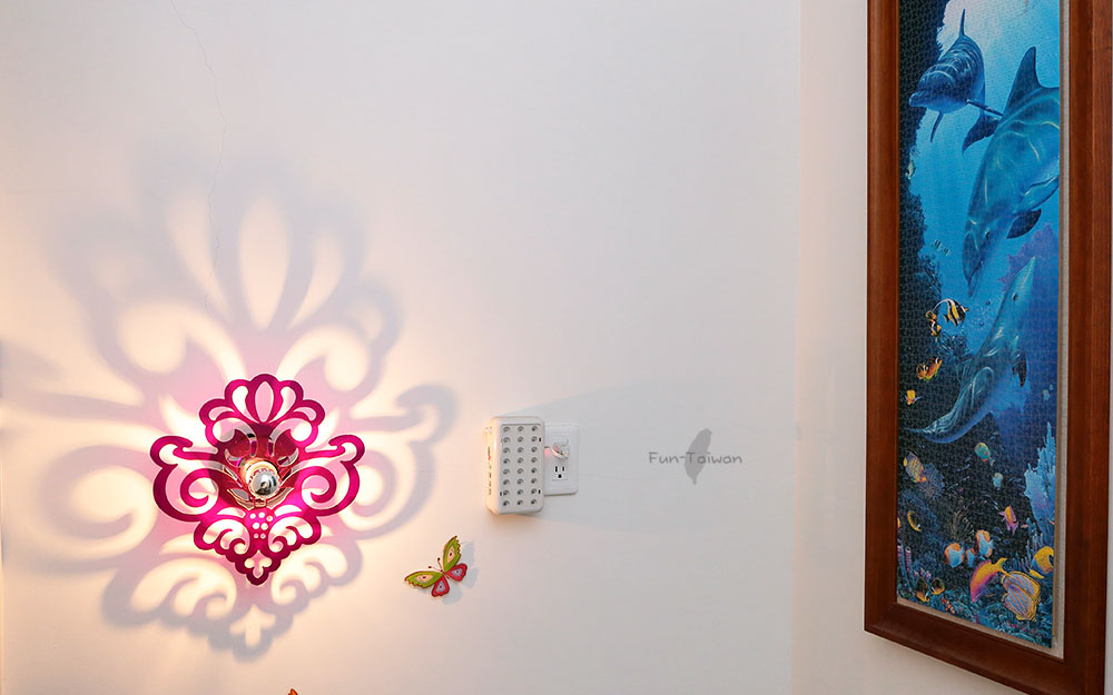 宜蘭民宿「小魚的家」環境照片