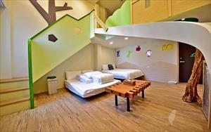 「羅東幸福Yes旅宿」主要建物圖片