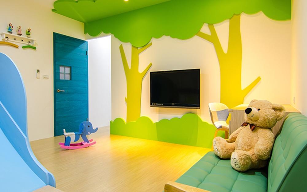 宜蘭民宿「童趣樂園親子民宿」環境照片