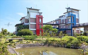 「香草星空」主要建物圖片