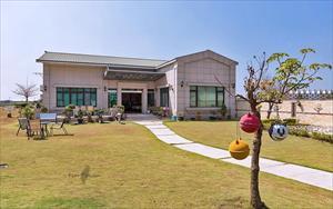 「羽鋒庭園民宿」主要建物圖片