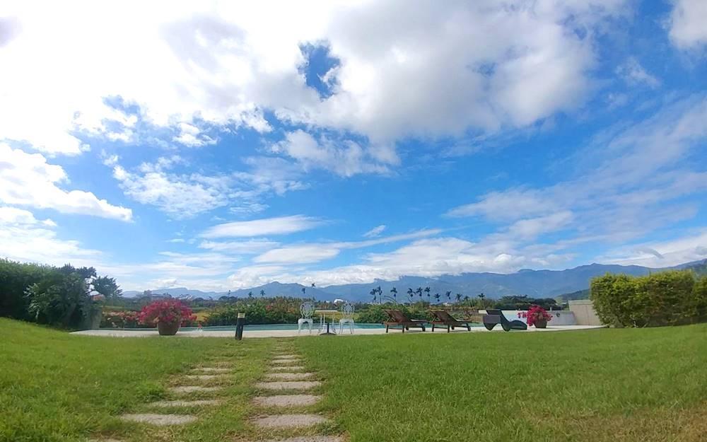 台東民宿「貓山villa」環境照片