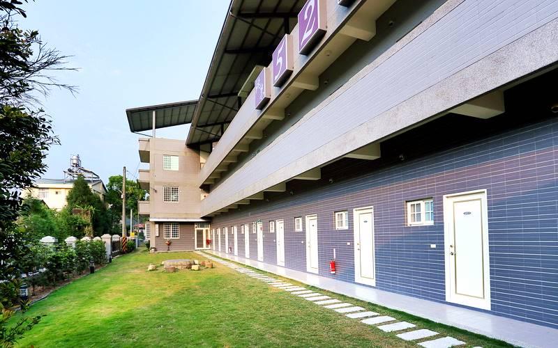 南投民宿「桃米5211會館」環境照片