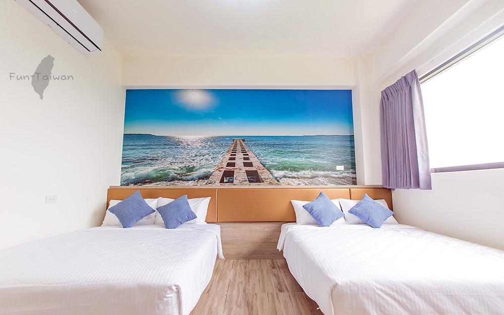 澎湖民宿「悅洋海景民宿」環境照片