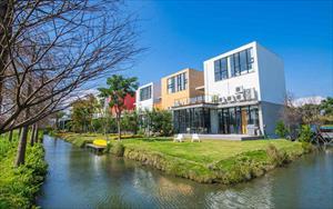 「小島VILLA頂級渡假會館」主要建物圖片