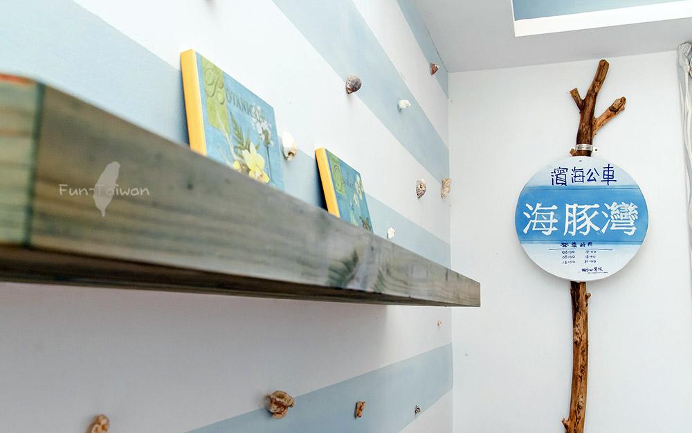 屏東民宿「山水鄉村民宿」環境照片