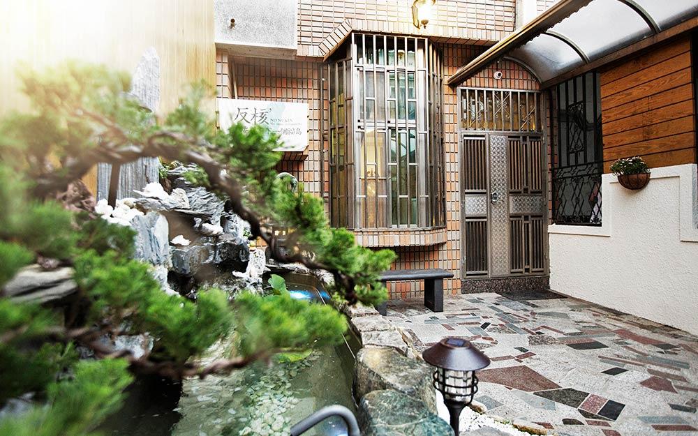台南民宿「33HOUSE」環境照片