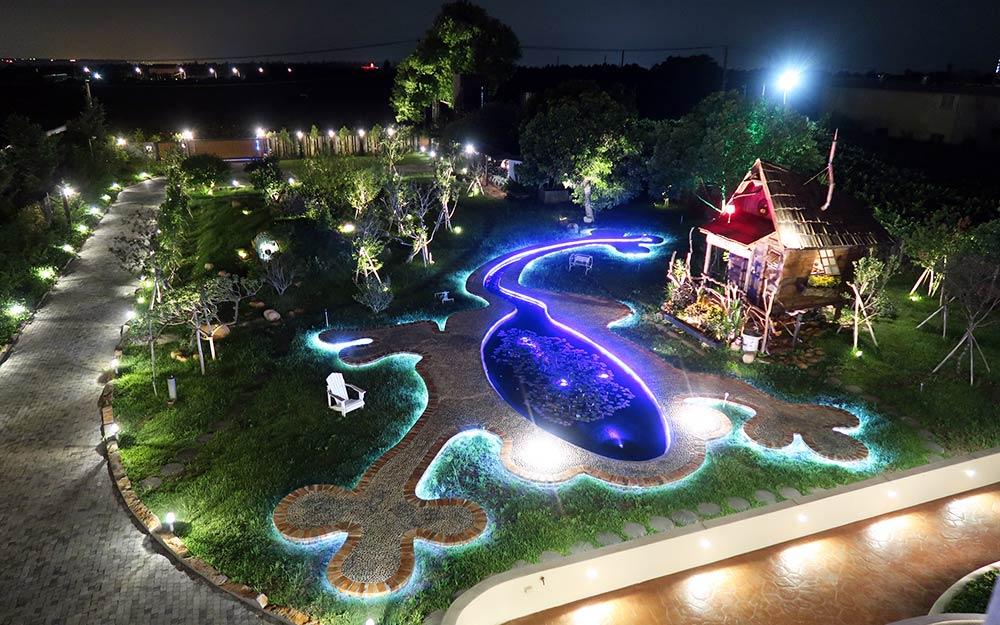 台中民宿「法格斯-石光 B&B」環境照片